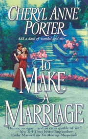 To Make a Marriage ebook by Cheryl Anne Porter