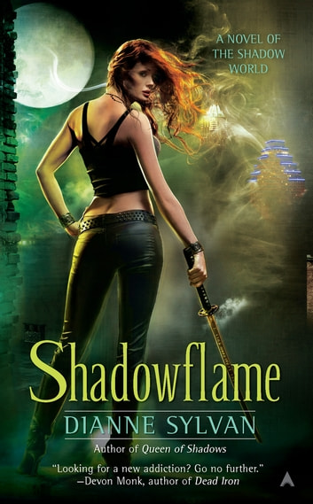 Shadowflame ebook by Dianne Sylvan