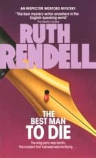 Best Man to Die ebook by Ruth Rendell