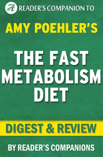 The Fast Metabolism Diet Ebook