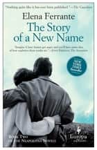 The Story of a New Name eBook par Elena Ferrante,Ann Goldstein