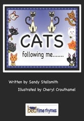 Cats following me... ebook by Sandy Stallsmith