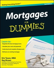 Mortgages For Dummies ebook by Eric Tyson,Ray Brown