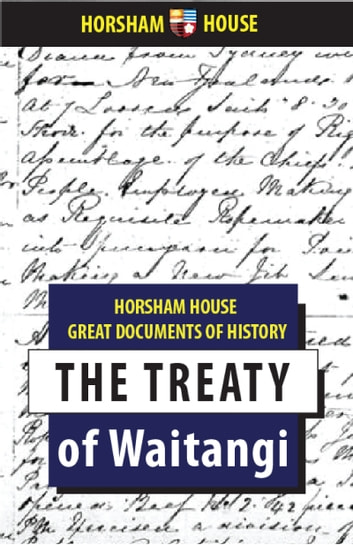 The Treaty of Waitangi - English Version ebook by Official Document