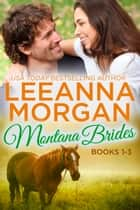 Montana Brides Boxed Set - Books 1-3 ebook by Leeanna Morgan