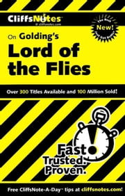 CliffsNotes on Golding's Lord of the Flies ebook by Maureen Kelly