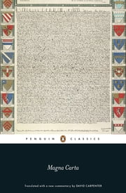 Magna Carta ebook by Prof David Carpenter