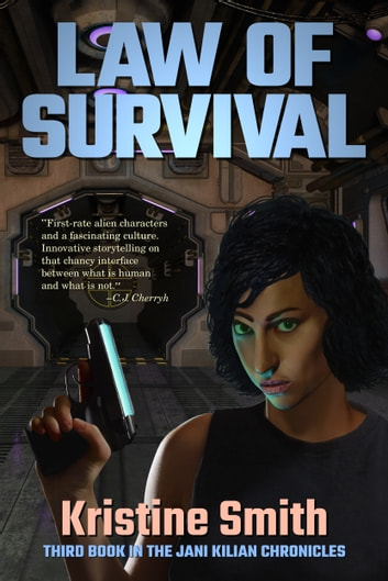 Law of Survival ebook by Kristine Smith