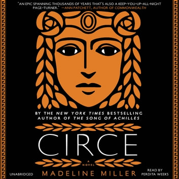 Circe audiobook by Madeline Miller