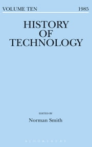 History of Technology Volume 10 ebook by
