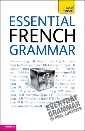 Teach Yourself French Ebook