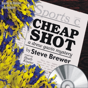 Cheap Shot audiobook by Steve Brewer