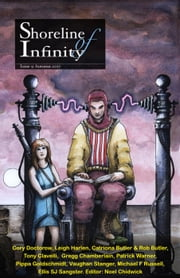Shoreline of Infinity 9 - Shoreline of Infinity science fiction magazine ekitaplar by Vaughan Stanger, Pippa Goldschmidt, Ellis SJ Sangster,...