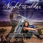 Nightwalker audiobook by Allyson James, Jennifer Ashley