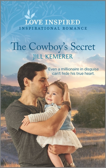 The Cowboy's Secret ebook by Jill Kemerer