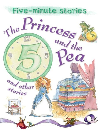 Princess and the Pea and Other Stories ebook by Miles Kelly