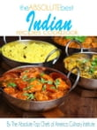 The Absolute Best Indian Recipes Cookbook