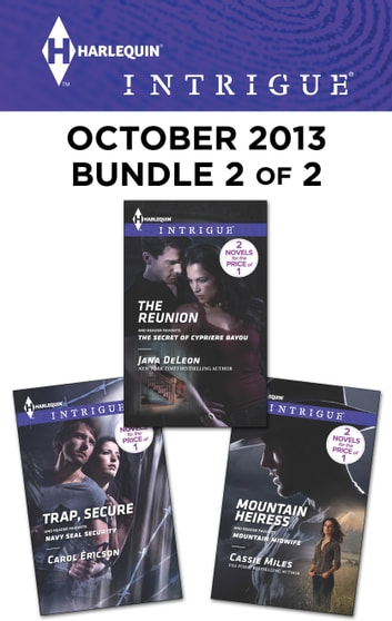 Harlequin Intrigue October 2013 - Bundle 2 of 2 - An Anthology eBook by Carol Ericson,Jana DeLeon,Cassie Miles
