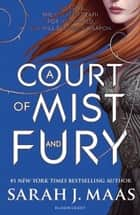 A Court of Mist and Fury ekitaplar by Sarah J. Maas