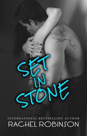 Set in Stone ebook by Rachel Robinson