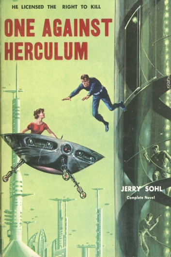 One Against Herculum ebook by Jerry Sohl