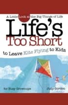 Life's too Short to Leave Kite Flying to Kids - A Little Look at the Big Things in Life ebook by Judy Gordon