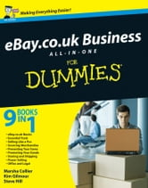 eBay.co.uk Business All-in-One For Dummies ebook by Steve Hill,Marsha Collier,Kim  Gilmour
