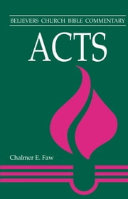 Acts ebook by Chalmer E Faw