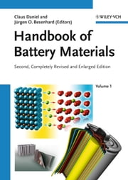 Handbook of Battery Materials ebook by Claus Daniel,J. O. Besenhard
