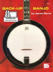 Back-Up Banjo ebook by Janet Davis