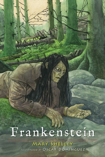 Frankenstein ebook by Mary Shelley,Gina Gold