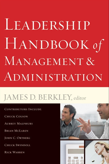 Leadership Handbook of Management and Administration ebook by