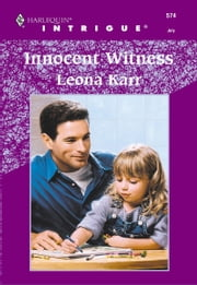 Innocent Witness ebook by Leona Karr