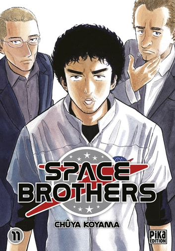Space Brothers T11 ebook by Chûya Koyama
