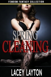 Spring Cleaning - Adult Content ebook by Lacey Layton