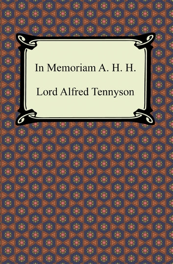 In Memoriam A. H. H. ebook by Lord Alfred Tennyson