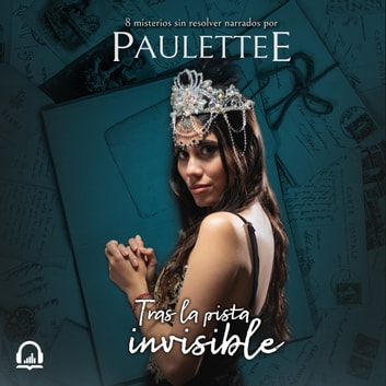 Tras la pista invisible audiobook by Paulettee