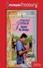 Daddy by Design ebook by Muriel Jensen