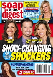 Soap Opera Digest - Issue# 40 - American Media magazine