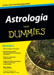 Astrología para Dummies ebook by Rae Orion, Núria Martínez Berenguer