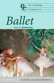 The Cambridge Companion to Ballet ebook by Marion Kant