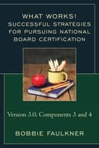 Successful Strategies for Pursuing National Board Certification ebook by Bobbie Faulkner
