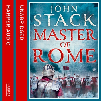 Master of Rome (Masters of the Sea) audiobook by John Stack