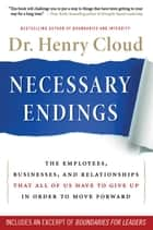 Necessary Endings ebook by Henry Cloud