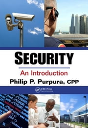 Security: An Introduction ebook by Purpura, Philip P.