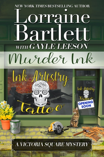 Murder Ink ebook by Lorraine Bartlett,Gayle Leeson