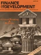 Finance & Development, March 1992 ebook by International Monetary Fund. External Relations Dept.