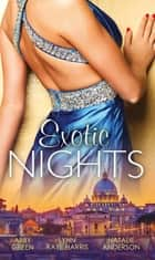 Exotic Nights: The Virgin's Secret / The Devil's Heart / Pleasured in the Playboy's Penthouse (Mills & Boon M&B) 電子書 by Abby Green, Lynn Raye Harris, Natalie Anderson