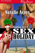 Sex Holiday ebook by Natalie Acres
