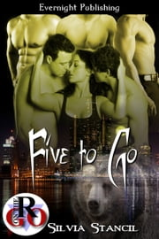 Five to Go ebook by Silvia Stancil